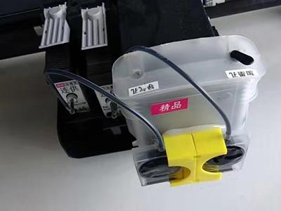 喷墨雷竞技官网DOTA2,LOL,CSGO最佳电竞赛事竞猜供墨系统:HP45墨盒改装连供墨仓式安装方法